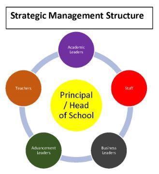 Strategic Management Structure Image